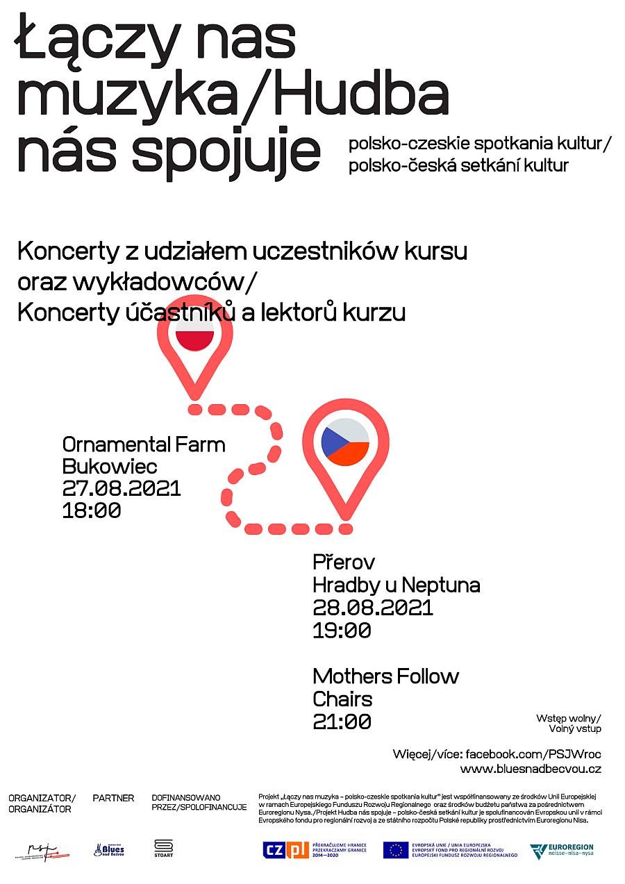 Koncerty v rámci polsko - české přeshraniční spolupráce